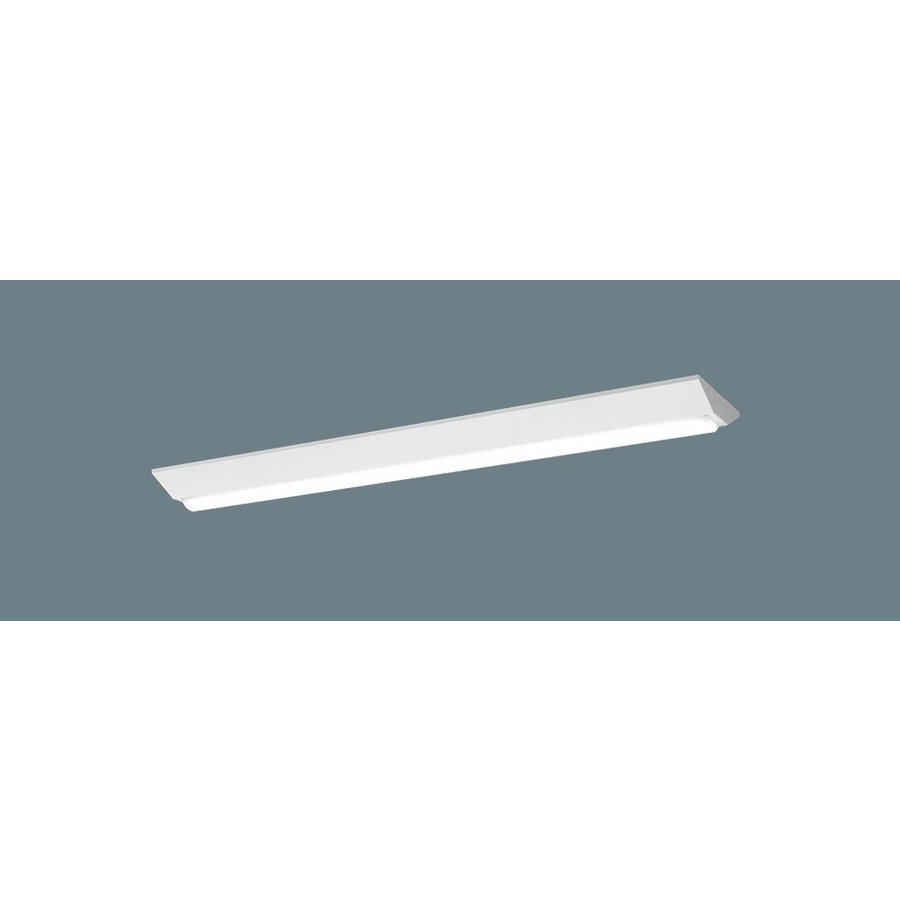 偶数単位販売 パナソニック XLX449DBV LE9 LEDベースライト リニューアル用 直付型 40形 富士型 W230 美光色タイプ 4000lmタイプ 温白色 非調光 器具+ライトバー