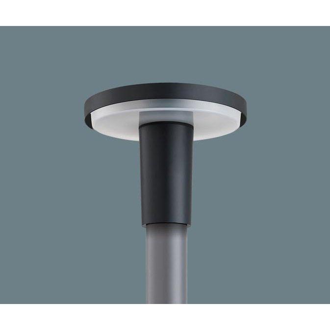 パナソニック XY7570 LE9 LEDモールライト ポール取付型 昼白色 丸型ポールヘッド 防雨型灯具 水銀灯100形器具相当 灯具+電源ユニット 『XY7570LE9』