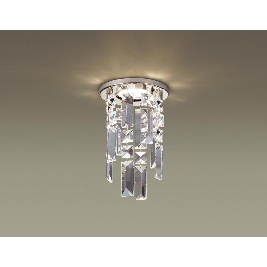 パナソニック XAD3106L LB1 LED 電球色 ダウンライト 浅型8H 高気密SB形 拡散型 調光型 埋込穴φ100 白熱電球60形1灯器具相当 灯具+枠