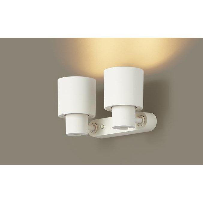 経典 パナソニック XAS3330L CB1 天井・壁直付型・据置取付型 LED 電球色 スポットライト 美ルック 集光型 調光型 110Vダイクール電球100形2灯相当 本体+LEDランプ, ココロイロ f68a4ee5