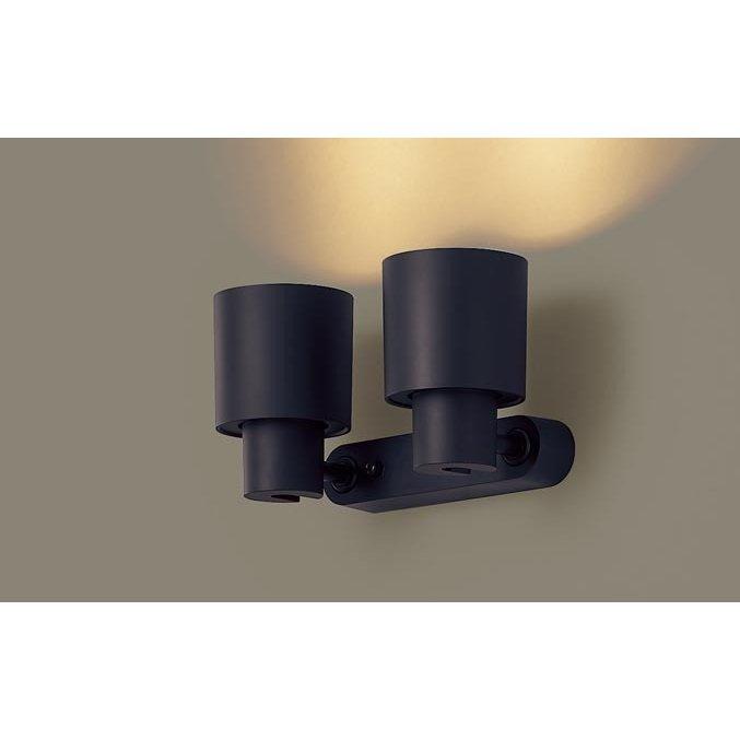 激安特価 パナソニック XAS3331L CB1 天井・壁直付型・据置取付型 LED 電球色 スポットライト 美ルック 集光型 調光型 110Vダイクール電球100形2灯相当 本体+LEDランプ, 二宮仏壇 11bc2ef0