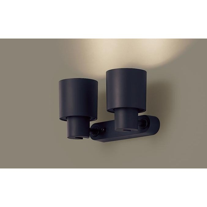 最大80%オフ! パナソニック XAS3331V CB1 天井・壁直付型・据置取付型 LED 温白色 スポットライト 美ルック 集光型 調光型 110Vダイクール電球100形2灯相当 本体+LEDランプ, 和 なでしこ 678f16c3