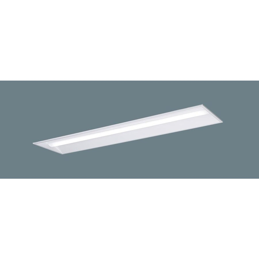 期間限定特別価格 パナソニック XLX400VENJ RX9 LEDベースライト 天井埋込型 40形 WiLIA無線調光 10000lmタイプ 昼白色 下面開放型 W300 Hf32形高出力型3灯相当 器具+ライトバー, キタカツシカグン c3818104