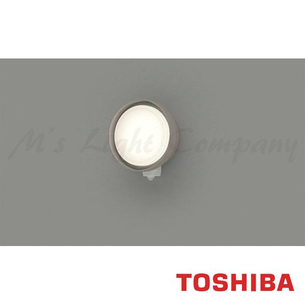 東芝 LEDB87920YL(S)-LS LED屋外ブラケット LED一体形 白熱灯器具60W相当 電球色 マルチセンサー付 『LEDB87920YLSLS』