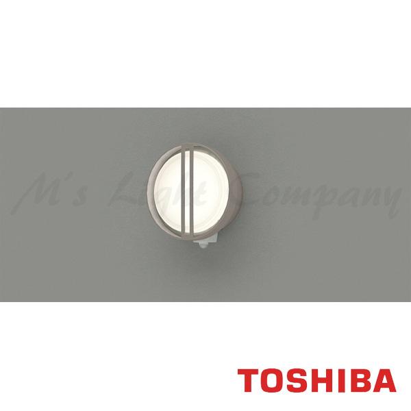 東芝 LEDB87921YL(S)-LS LED屋外ブラケット LED一体形 白熱灯器具60W相当 電球色 マルチセンサー付 『LEDB87921YLSLS』