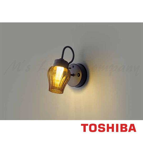 東芝 LEDB87927L-LS LED屋外ブラケット LED一体形 白熱灯器具60W相当 電球色 防湿・防雨形 『LEDB87927LLS』
