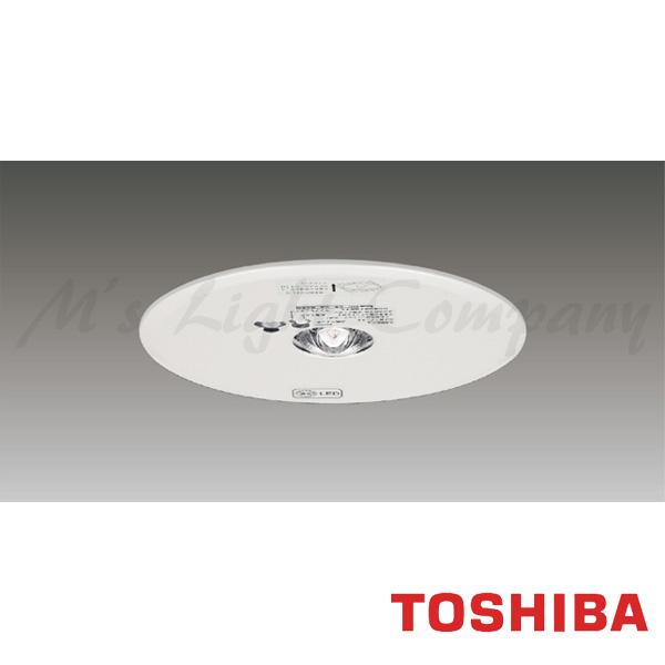 東芝 LEDEM30622N LED非常用照明器具 埋込型 一般形 φ150 30形 中天井用(~8m) リモコン別売