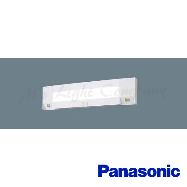 パナソニック XLF216UNN LE9 シンプルセルコン階段非常灯 壁直付 薄型 20形 ひとセンサON/OFF 昼白色 1250lm 自己点検機能付 器具+ライトバー 『XLF216UNNLE9』