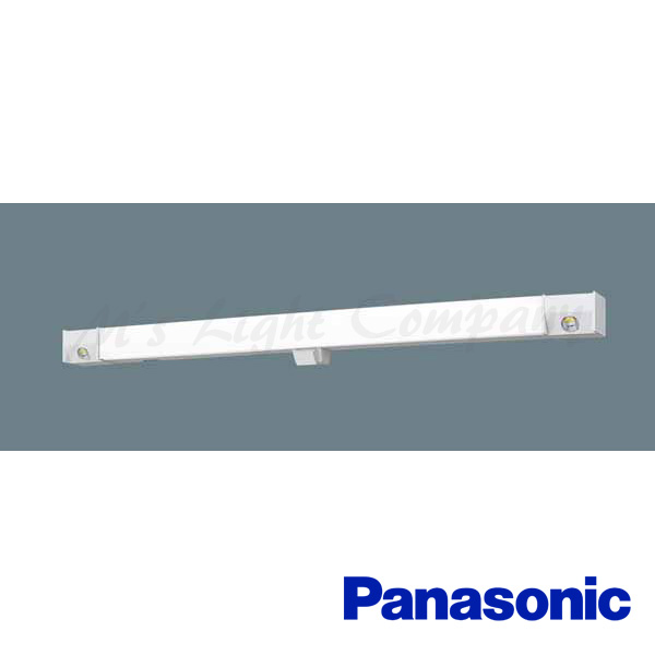 パナソニック XLF446HNN LE9 シンプルセルコン階段非常灯 壁直付 細型 40形 ひとセンサON/OFF 昼白色 3060lm 自己点検機能付 器具+ライトバー 『XLF446HNNLE9』