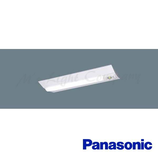 パナソニック XLG211DGN LE9 LED非常用照明器具 20形 直付型 W230 富士型 1600lmタイプ 昼白色 自己点検機能付 非調光 器具+ライトバー 『XLG211DGNLE9』