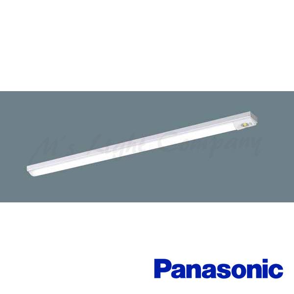 パナソニック XLG431NEN LE9 LED非常用照明器具 40形 直付型 W80 iスタイル 3200lm 昼白色 自己点検機能付 非調光 器具+ライトバー 『XLG431NENLE9』
