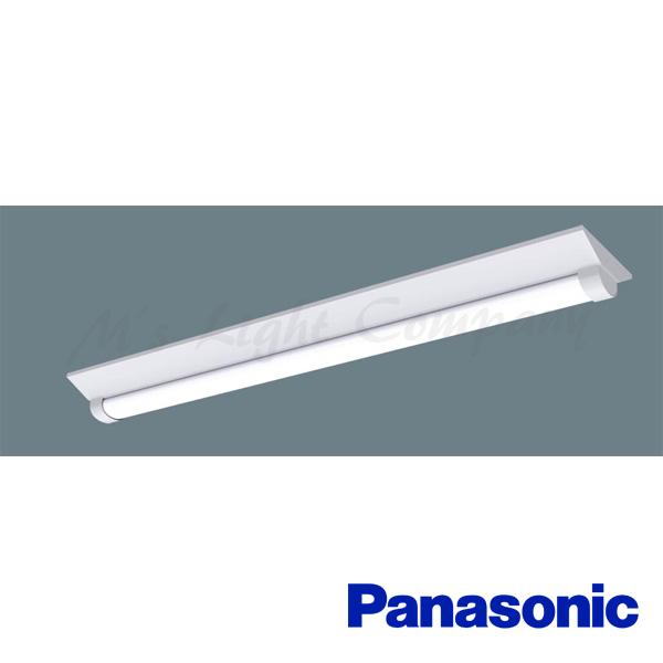 パナソニック XLW453DENK LE9 一体型LEDベースライト 直付型 ステンレス 40形 W230 防湿型・防雨型 5200lmタイプ 昼白色 非調光 ランプ付 『XLW453DENKLE9』