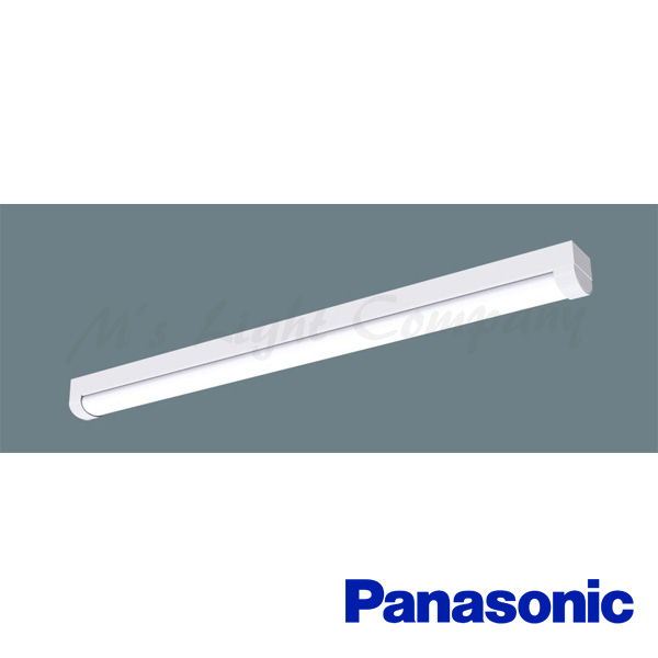 パナソニック XLW463NEN LE9 一体型LEDベースライト Hf32形×2灯高出力型器具相当・ステンレス製・iスタイル 防湿型・防雨型 6900lm 昼白色 『XLW463NENLE9』