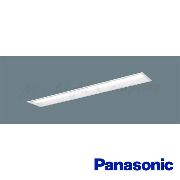 パナソニック XLX400REN LR2 埋込型 下面開放型 W190 40形 一般型 連続調光型 10000lmタイプ 昼白色 器具+ライトバー 『XLX400RENLR2』
