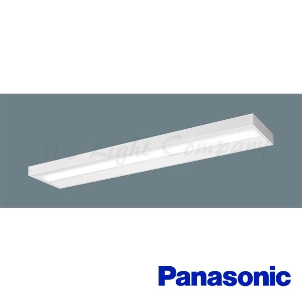 パナソニック XLX400SEN LE2 直付型 スリムベース 40形 一般型 非調光 10000lmタイプ 昼白色 器具+ライトバー 『XLX400SENLE2』