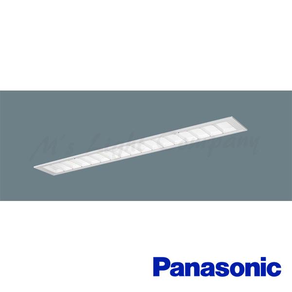 パナソニック XLX425FENC LE9 中止品の為、後継 XLX425FENZ LE9 にてご発送です 天井埋込型 フリーコンフォート ルーバ付 40形 Hf32形1灯定格出力型相当 非調光