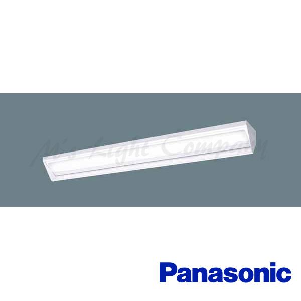 パナソニック XLX450BSWK LE9 黒板灯 直付型 40形 集光プリズムタイプ Hf32形×2定格出力型器具相当 白色 5200lmタイプ 器具+ライトバー 『XLX450BSWKLE9』