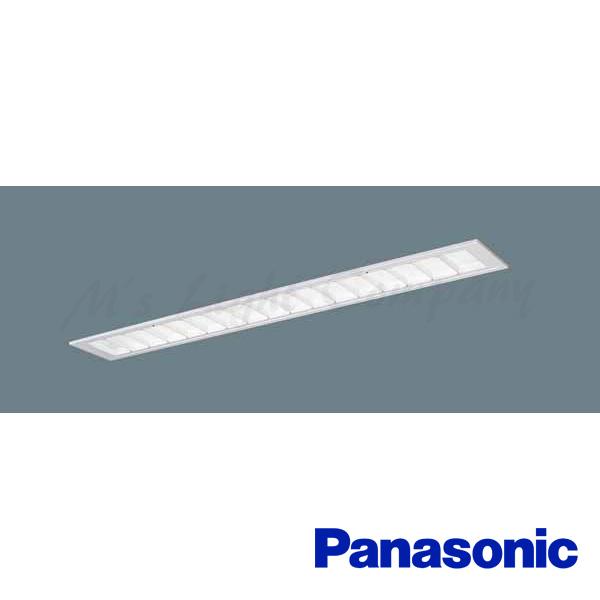 パナソニック XLX455FENC LE9 中止品の為、後継 XLX455FENZ LE9 にてご発送です 天井埋込型 フリーコンフォート ルーバ付 40形 Hf32形2灯定格出力相当 非調光
