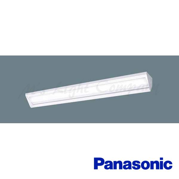 パナソニック XLX460BSWK LE9 黒板灯 直付型 40形 集光プリズムタイプ Hf32形×2高出力型器具相当 白色 6900lmタイプ 器具+ライトバー 『XLX460BSWKLE9』