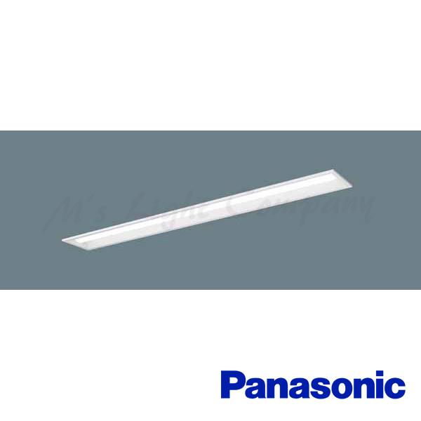 パナソニック XLX460PENC LE9 中止品の為、後継 XLX460PENZ LE9 にてご発送 天井埋込型 40形 一体型LEDベースライト Hf32形 高出力型 6900lm(2灯相当) 非調光