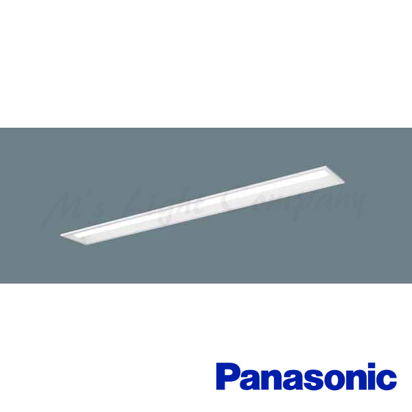 パナソニック XLX460PENZ LE9 埋込 下面解放型 W150 40形 一般型 非調光 6900lm 昼白色 器具+ライトバー 『XLX460PENZLE9』