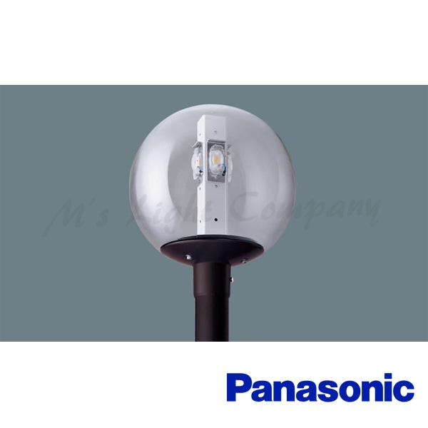 パナソニック XY7761K LE9 LEDモールライト 電源別置型 ポール取付型 防雨型 透明ガラスグローブ 電球色 1灯用 9070lm 水銀灯300形相当 『XY7761KLE9』