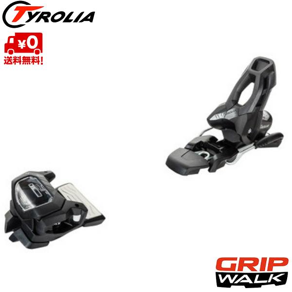 チロリア ビンディング アタック2 11 TYROLIA ATTACK2 GW 90mm BLACK 114147