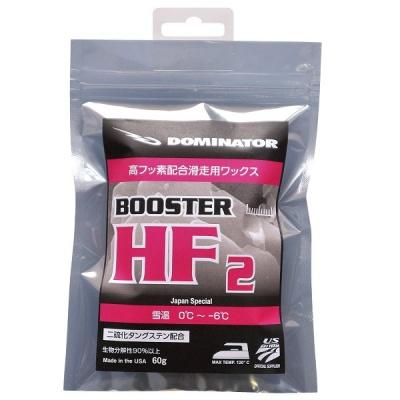 ドミネーター ワックス DOMINATOR HF2 60g 高フッ素配合滑走用ワックス [dominatorhf2]