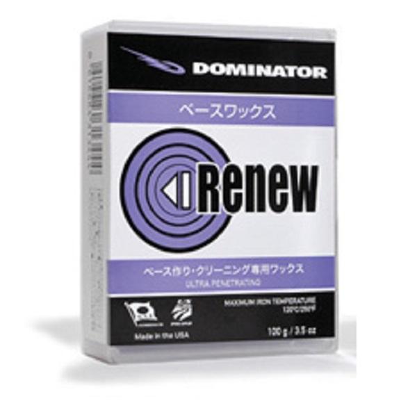 DOMINATOR RENEW PURPLE 400g ドミネーター ワックス リニュー [dominatorrenew400]