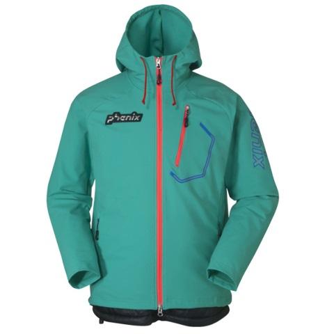 フェニックススキーチーム着用モデル SALE フェニックス チームモデル Phenix Team Jersey Jacket  Pants GREEN ジャージジャケット&パンツ グリーン [PF572TT03-GNPF572TP03-DG]