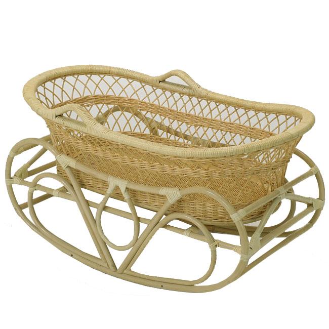 【送料無料】赤ちゃんの指定席 籐(ラタン) ヨーラン フレームのみ F214 (250752) rattan【IE】