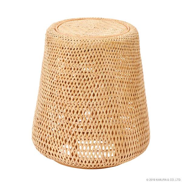 【送料無料(一部地域除く)】ラタン ナチュラル スツール BREEZE C447ND (50613) ラタンチェア スツール 籐スツール 籐椅子 籐の椅子 籐家具 ラタン家具【RW】