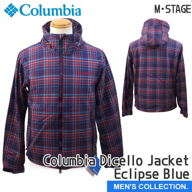 【コロンビア】コロンビア ディセロジャケット アウタージャケット メンズ 秋冬 Columbia Dicello Jacket Eclipse Blue ユニセックス