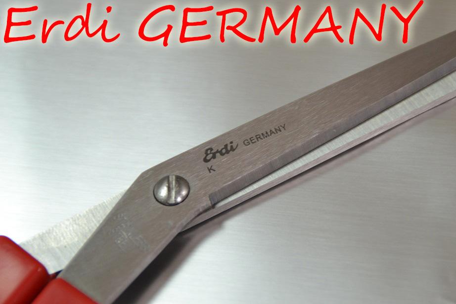 德國Erdi高質量不銹鋼選秀剪刀(剪刀)