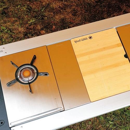 スノーピーク snowpeak ギガ パワー プレート バーナー LI品番:GS-400