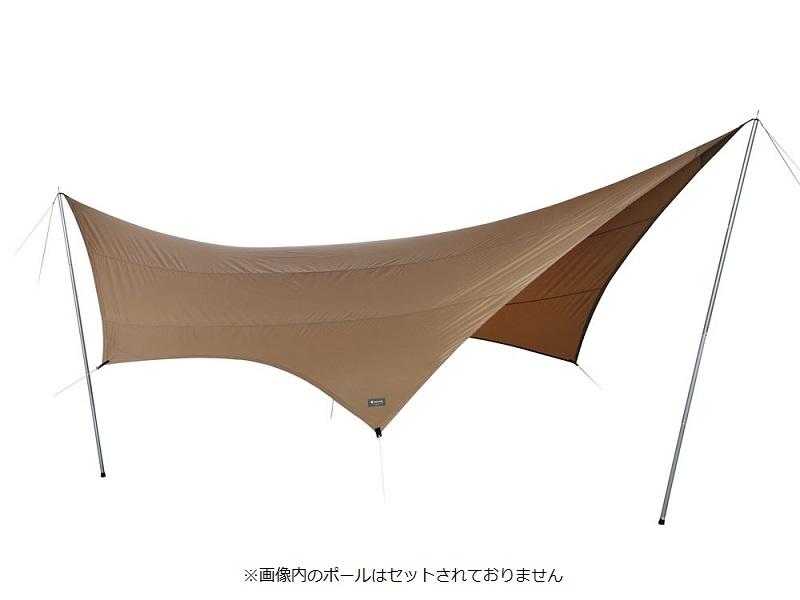 【送料無料】スノーピーク snowpeak ヘキサプロエアーL Hexa Pro. air L 品番:TP-350