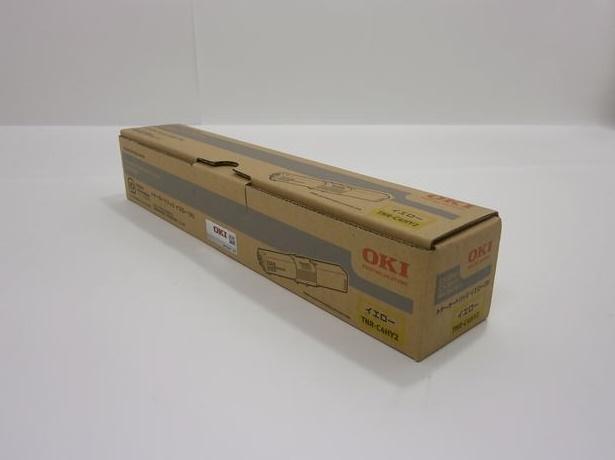 OKI 沖データトナーカートリッジイエロー(大)TNR-C4HY2【純正品】【わけ有り】箱汚れ/ダメージ