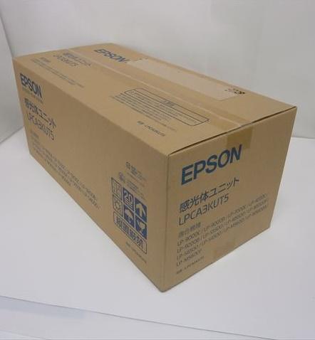 EPSON エプソン 感光体ユニットLPCA3KUT5 【純正品】【わけ有り】箱汚れ/ダメージ