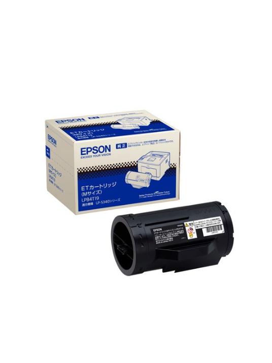 EPSON エプソンETカートリッジ LPB4T19(1個)【純正品】[送料無料]