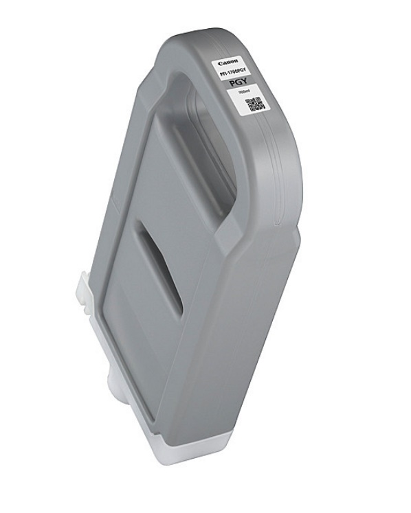 Canon キャノン インクタンクPFI-1700 PGY 700ml0782C001【純正品】☆送料無料☆
