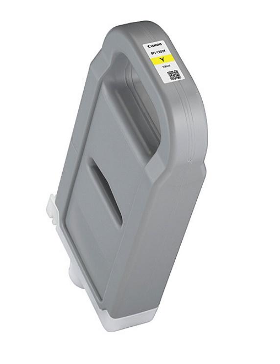 Canon キャノン インクタンクPFI-1700 Y 700ml0778C001【純正品】☆送料無料☆
