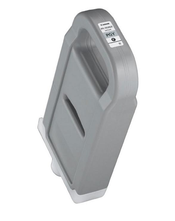 Canon キヤノン インクジェットカートリッジ PFI-701PGY フォトグレー(1個)【純正品】[送料無料]