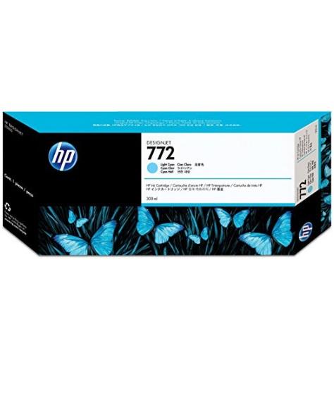 HP HP772インクカートリッジ(ライトシアン300ml) CN632A(1個)【純正品】[送料無料]こちらの商品は海外輸入品となり、メーカーの在庫状況によってはお届けまでに1か月程度のお時間を頂く場合がございます。あらかじめご了承ください。