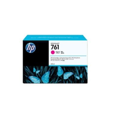 HP HP761 インクカートリッジ(マゼンタ400ml) CM993A(1個)【純正品】[送料無料]