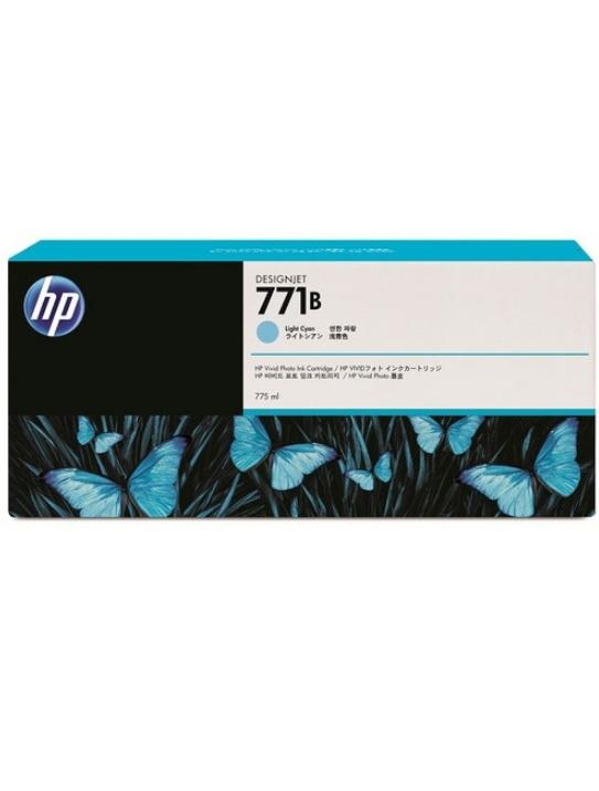2018新入荷 HP HP771B インクカートリッジ(ライトシアン775ml) B6Y04A【純正品】[送料無料]こちらの商品は海外輸入品となり、メーカーの在庫状況によってはお届けまでに1か月程度のお時間を頂く場合がございます。あらかじめご了承ください。, KAK-kids:0971302f --- kventurepartners.sakura.ne.jp
