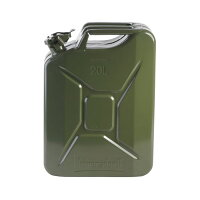 ヒューナースドルフ メタルキャニスター 20L【送料無料】hunersdorff Metal Kanister オリーブ ウォータータンク 燃料タンク