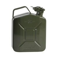 ヒューナースドルフ メタルキャニスター 5L【送料無料】hunersdorff Metal Kanister オリーブ ウォータータンク 燃料タンク