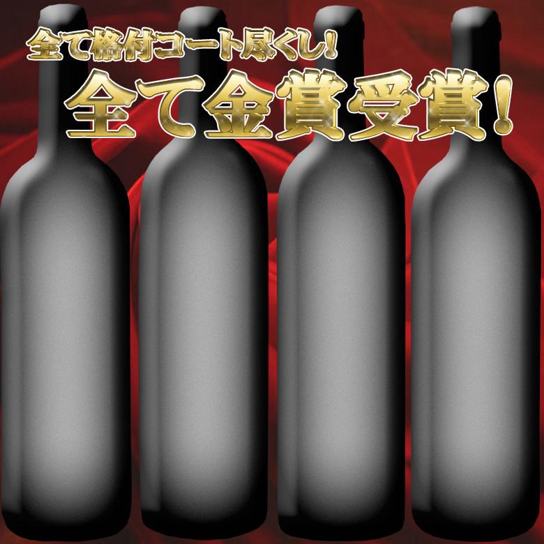 ボルドー ワイン セット 金賞 金賞ワイン セット 赤ワインセット  福袋 モンペラと同格同地域 全て格付けコートの金賞 ボルドー 格上コートのワイン満喫尽くし4本セット 送料無料 金賞ワイン セット 赤ワイン フランスワイン コク旨 ボルドーワイン フルボディー カベルネソービニオン メルロー カベルネフラン 赤ワインセット bordeaux