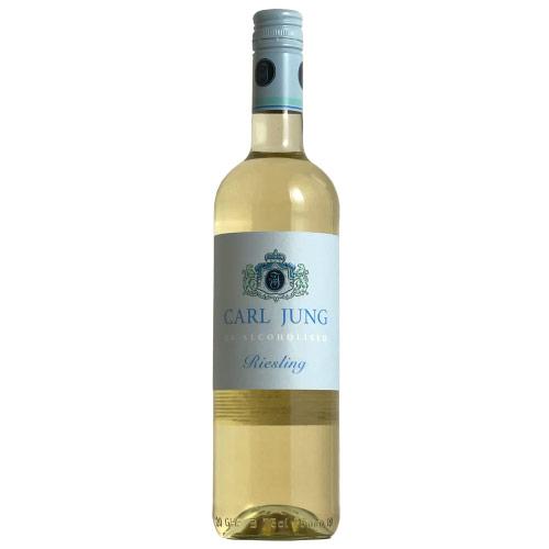 白ワイン カール ユング ドイツワイン アルコール度数0.25% 敬老の日 おすすめ カールユング 国内在庫 リースリング ノンアルコール 750ML 0.25% ギフト 返品送料無料 白 辛口 低アルコール 脱アルコールワイン ドイツ ワイン