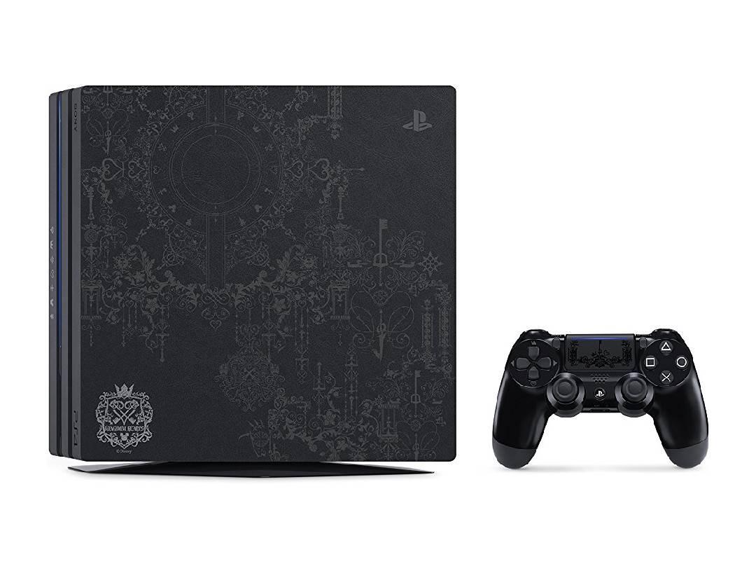 キャンセル不可 1月25日予約販売 SONY PlayStation4 CUHJ-10025 キングダムハーツ ps4 同梱版